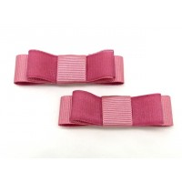Bella Shoe Bows - Dusty Pink