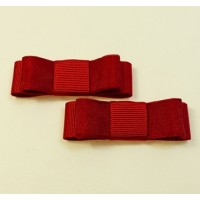 Bella Shoe Bows - Red