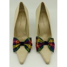 Tartan Bow -  Buchanan Shoe Bows