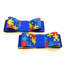 Carly - Autism Shoe Bows