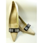 Carly - Menzies Tartan Shoe Bows