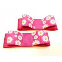 Carly - Daisy Shoe Bows