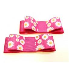 Carly - Daisy Shoe Bows