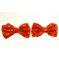 Holly - Red Shoe Bows