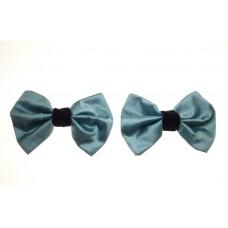 Marilyn - Duckegg Silk Shoe Bows