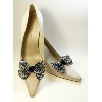 Marilyn - Safari Shoe Bows Shoe Bows