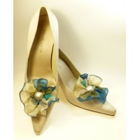 Nikki - Muted Pastels Shoe Clips