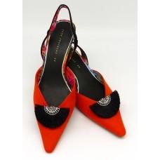 Tiggi Shoe Clips - black
